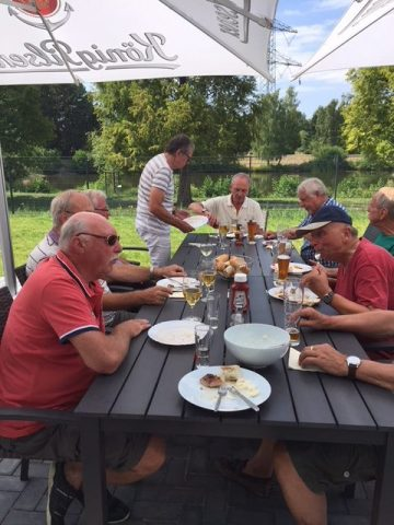 Freundschaftsspiel TuS Holstein : TCQ